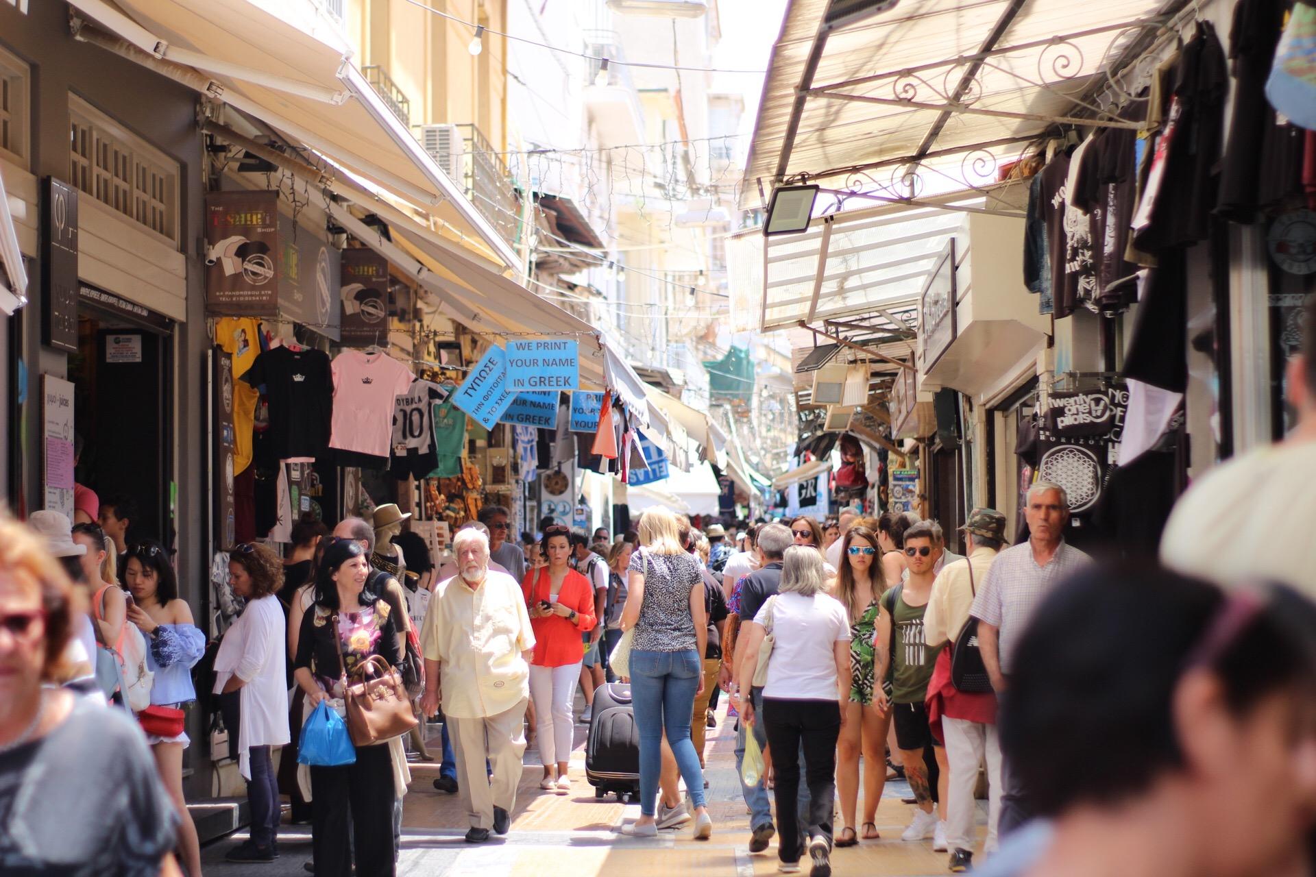 Flea Market Monastiraki